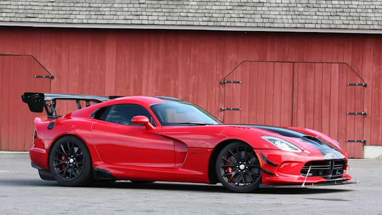 Viper owners raising money to retake the Nurburgring lap record