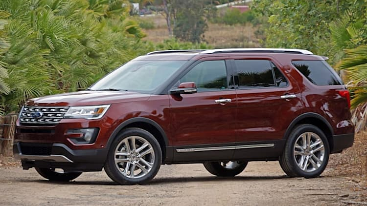 2016 Ford Explorer First Drive [w/video]