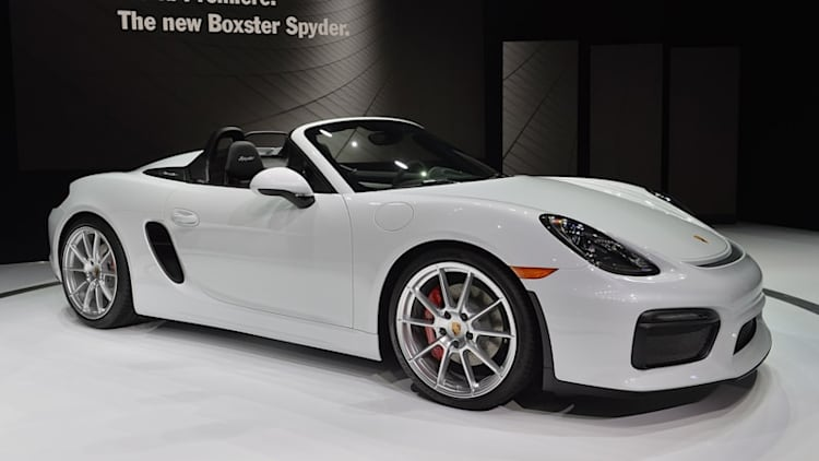 2016 Porsche Boxster Spyder marks the return of something great [w/video]