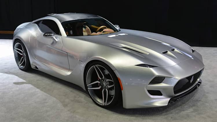 VLF Force 1 V10 is a rebodied Viper priced like a Lamborghini