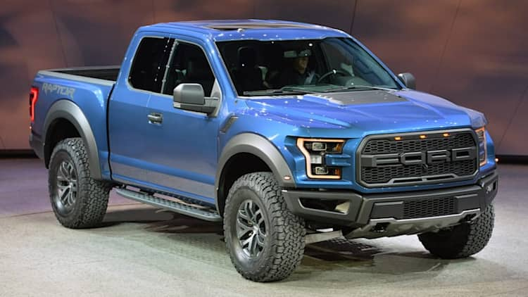 Ford F-150 Raptor gets EcoBoost V6, new chassis and aluminum body [w/videos]