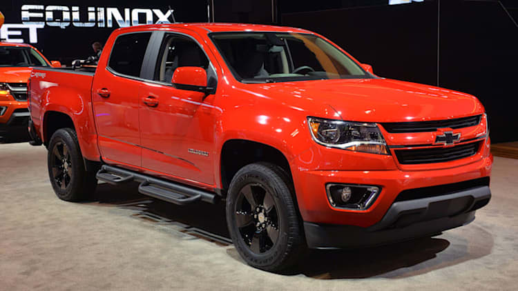 2015 Chevrolet Colorado GearOn Edition is ready to do that outdoorsy thing