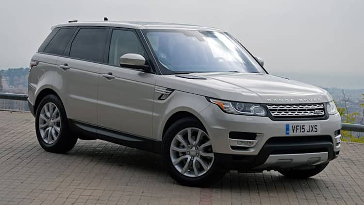 2016 Land Rover Range Rover Sport Td6 First Drive