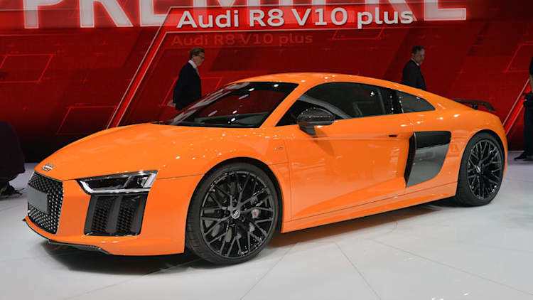 Audi R8, Lamborghini Huracan could get twin-charged five-cylinder