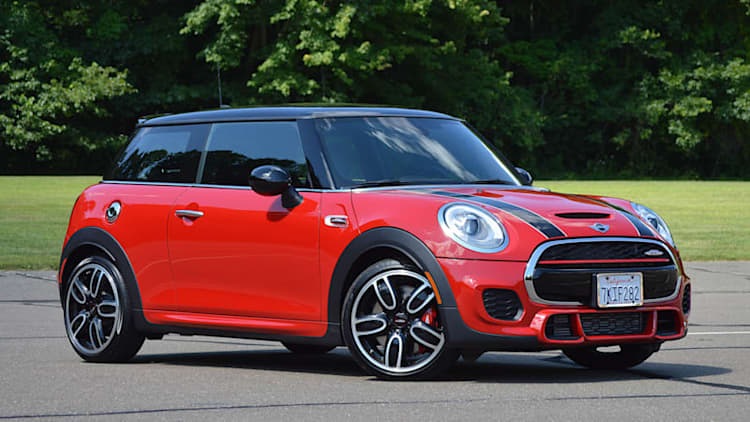 2015 Mini John Cooper Works Hardtop First Drive [w/video]