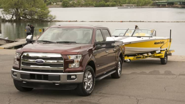 We test the 2016 Ford F-150 Pro Trailer Backup Assist