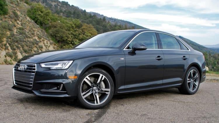 2017 Audi A4 2.0T Quattro Second Drive