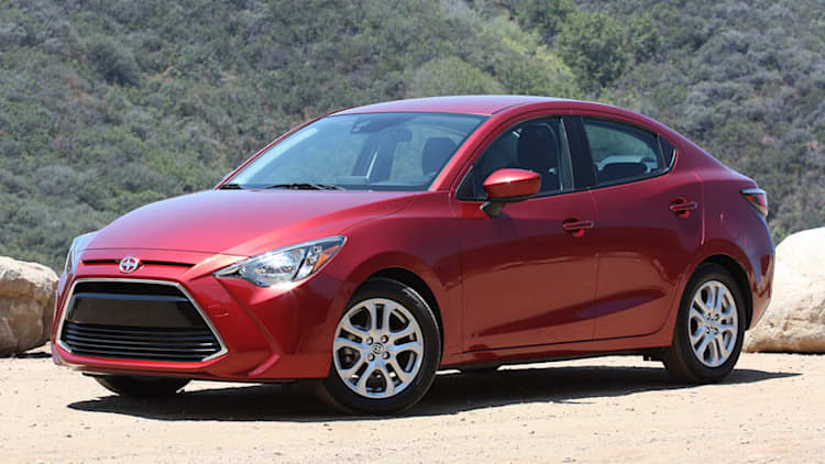 2016 Scion iA First Drive