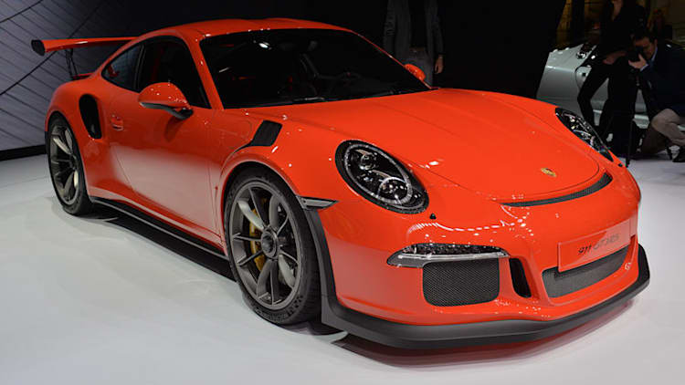2016 Porsche 911 GT3 RS looks even better in the flesh [w/video]