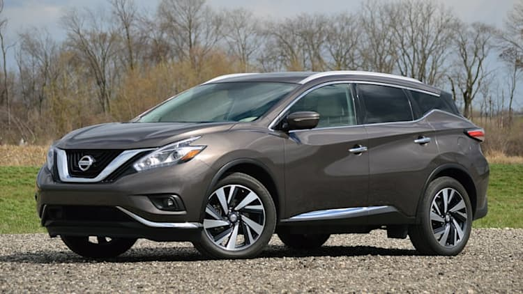 2015 Nissan Murano: Introduction [w/video]