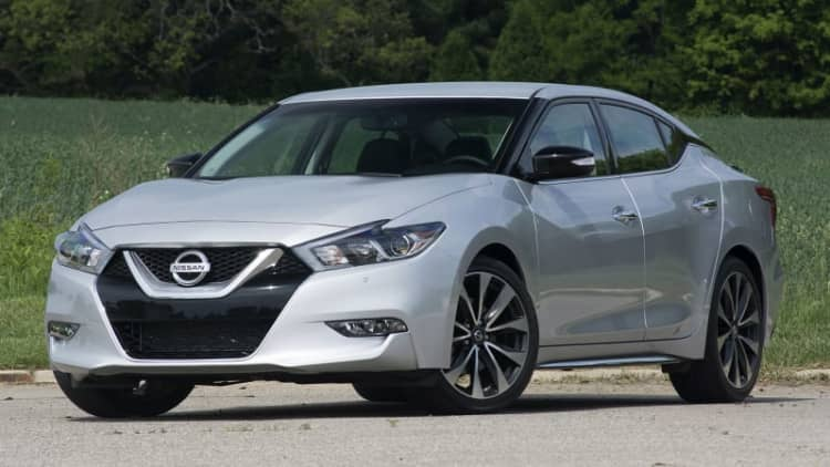 2016 Nissan Maxima First Drive [w/video]