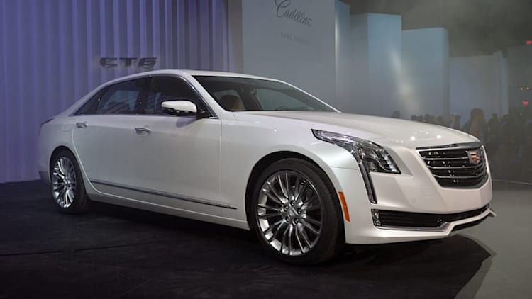 2016 Cadillac CT6 has arrived