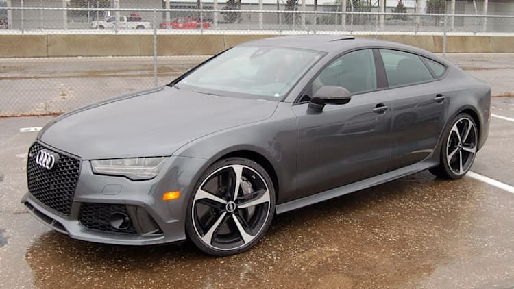 2016 Audi RS 7 Performance Quick Spin