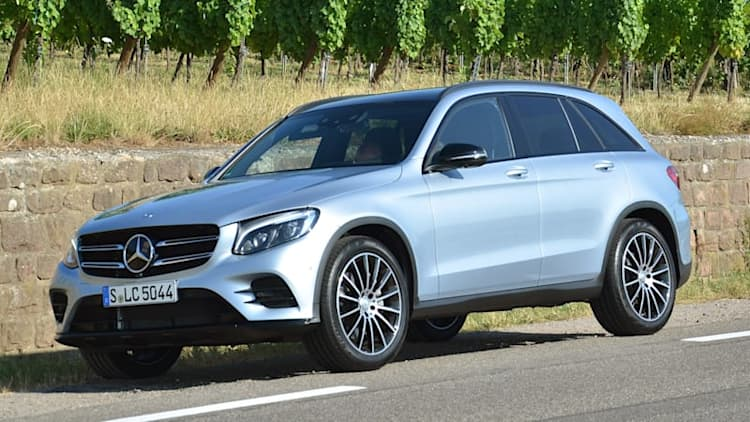 2016 Mercedes-Benz GLC250 First Drive [w/video]