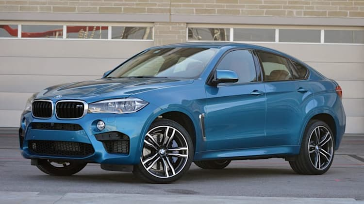 2015 BMW X6 M First Drive [w/video]