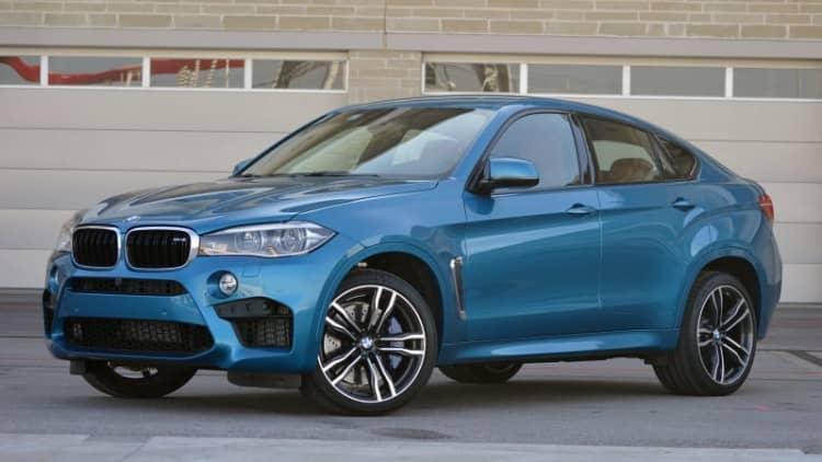 2015 BMW X6 M [w/video]