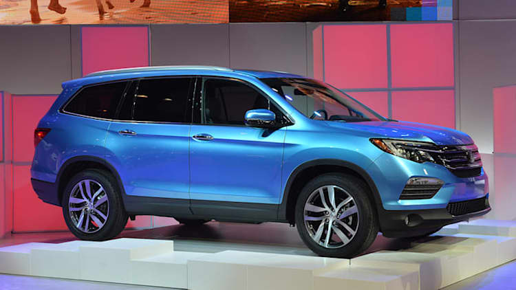 2016 Honda Pilot packs more of everything