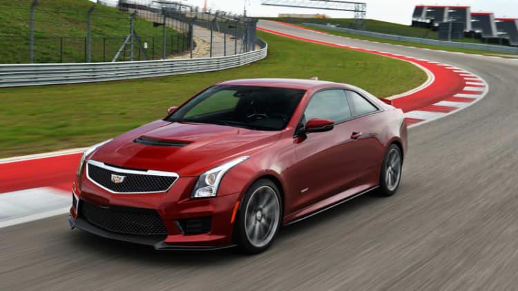 Hotter Cadillac ATS-V+ could use LS7 power