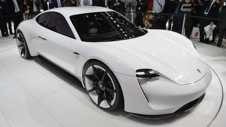 Porsche will sacrifice profit growth to fund EV development