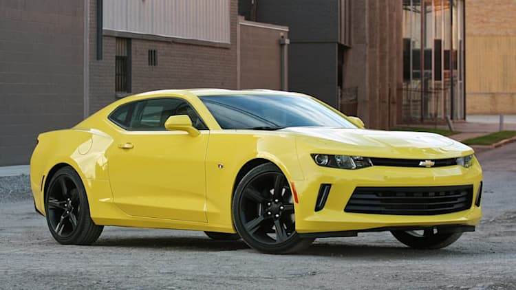 2016 Chevrolet Camaro First Drive [w/video]