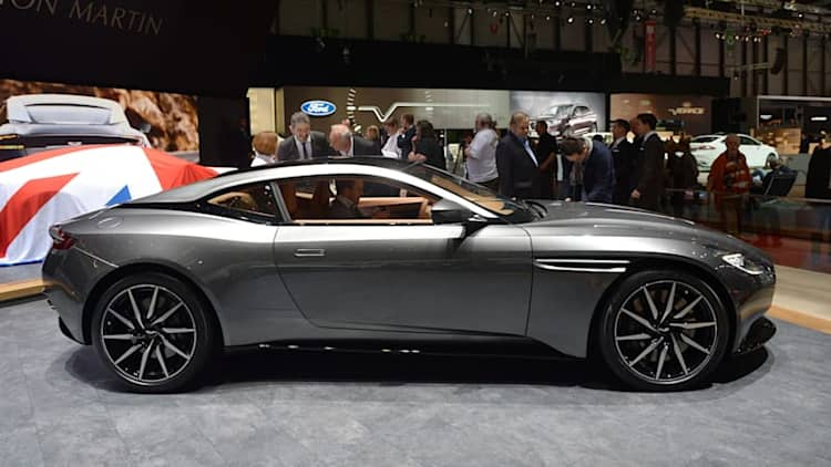 Aston Martin underscores its independence with the DB11