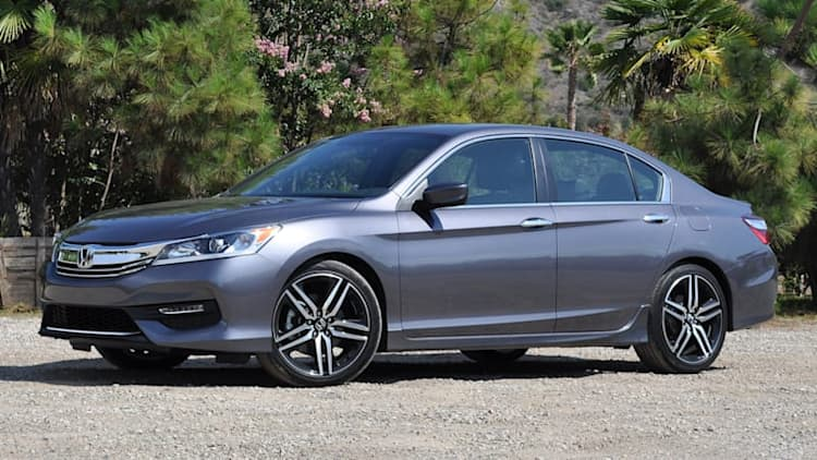 2016 Honda Accord First Drive [w/video]