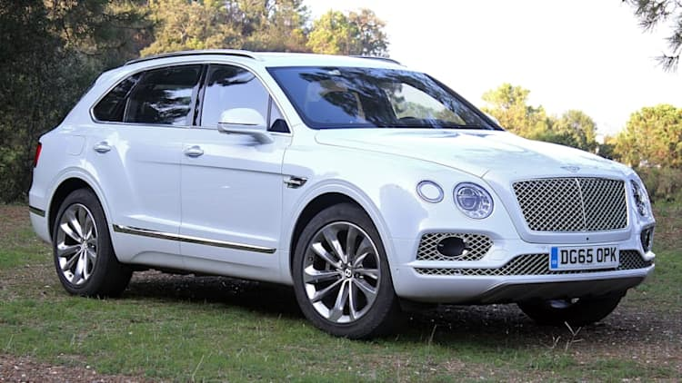 2016 Bentley Bentayga First Drive [w/video]