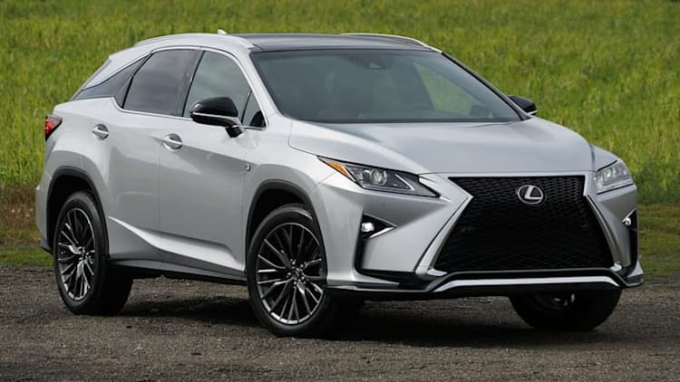 2016 Lexus RX First Drive [w/video]