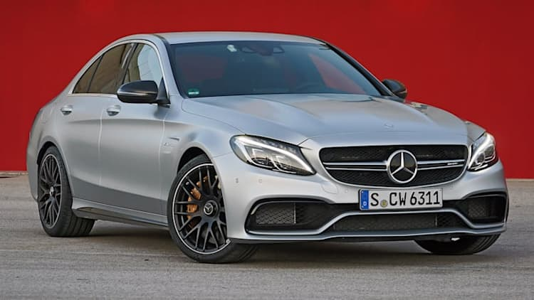 2015 Mercedes-AMG C63 S [w/video]