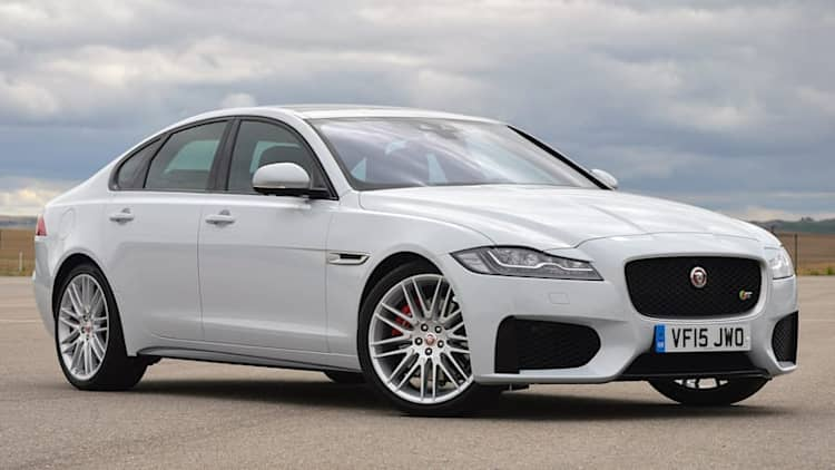 2016 Jaguar XF First Drive [w/video]