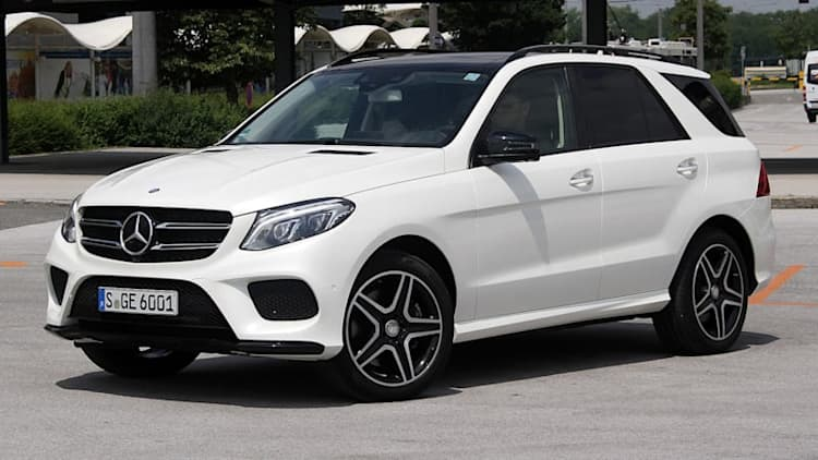 2016 Mercedes-Benz GLE-Class First Drive