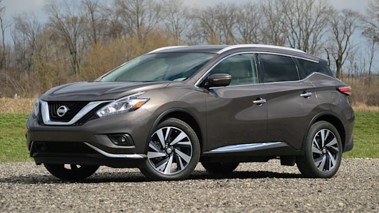 Daily Driver: Long-Term 2015 Nissan Murano
