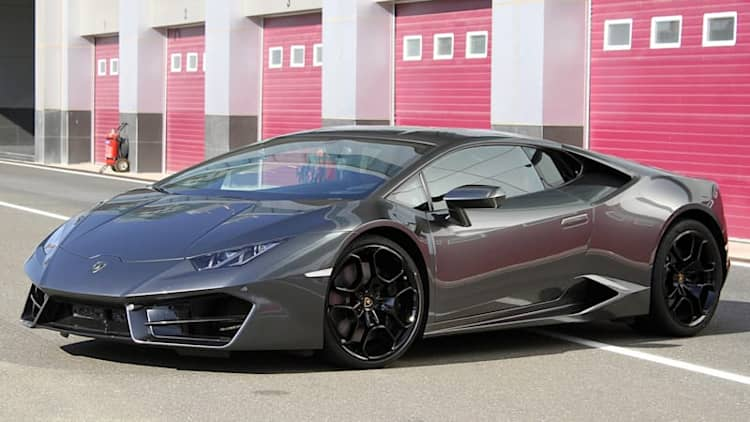2016 Lamborghini Huracan LP 580-2 First Drive [w/video]