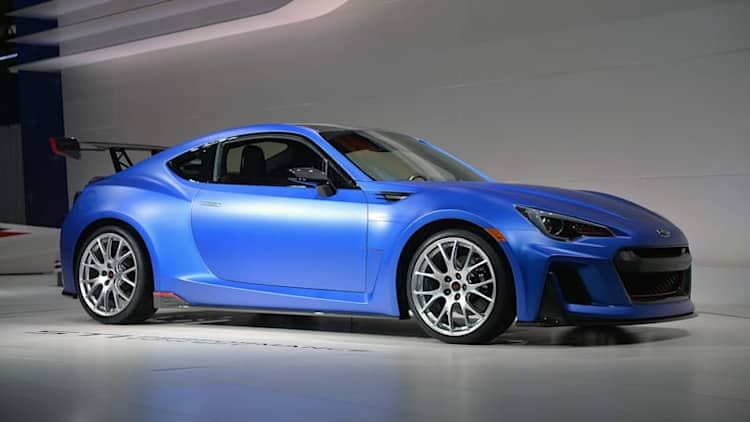 Toyota and Subaru file patents for performance FR-S and BRZ