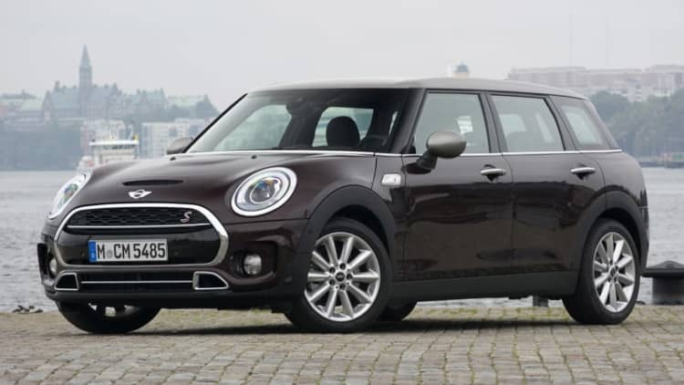 Mini to introduce all-wheel-drive Clubman