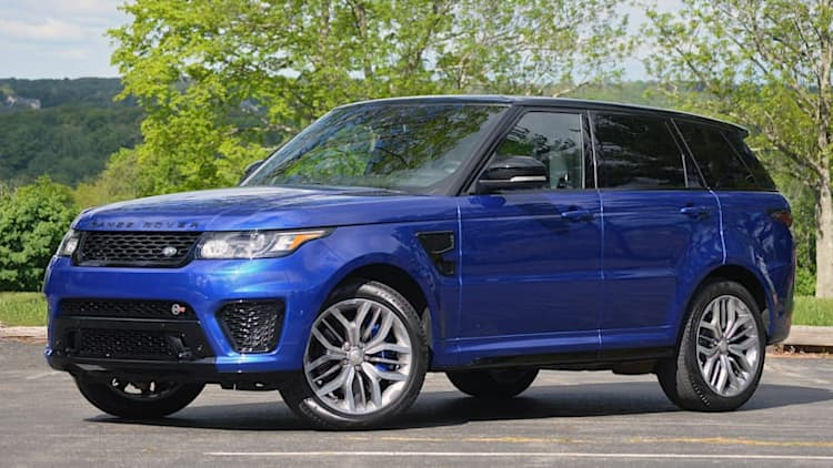 2015 Land Rover Range Rover Sport SVR First Drive [w/video]