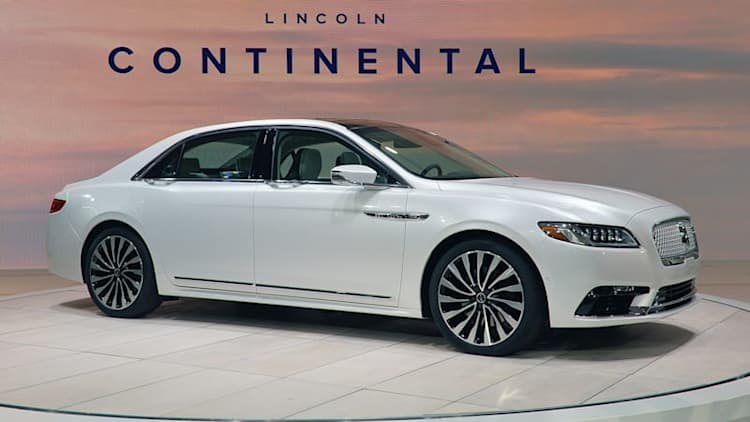 2017 Lincoln Continental: Was this mic-drop moment just a big flop?