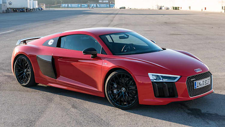 Audi exec denies plans for turbo R8