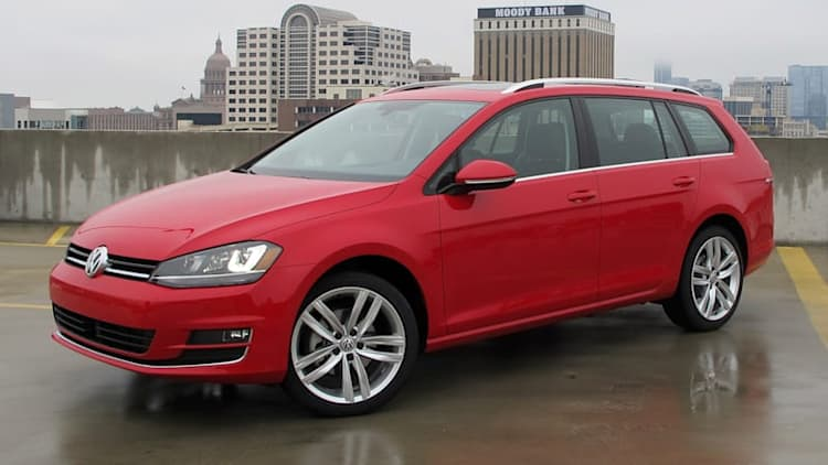 2015 Volkswagen Golf SportWagen [w/video]