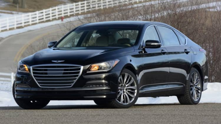 2015 Hyundai Genesis 5.0 [w/video]