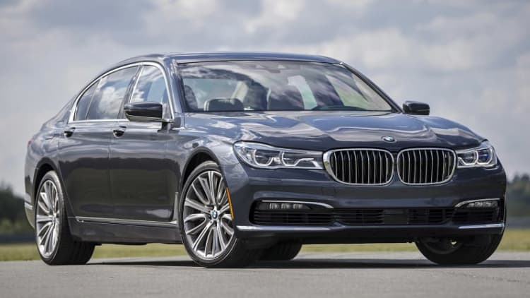 2016 BMW 7 Series First Drive [w/video]