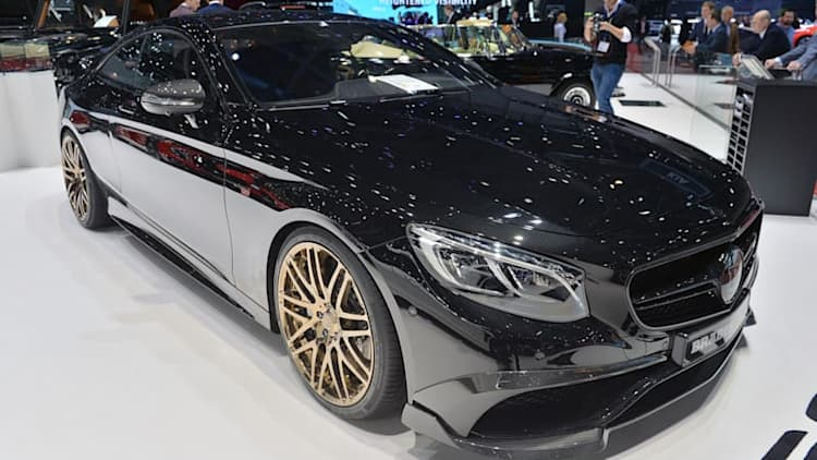 Brabus spools up new 850 6.0 Biturbo Coupe