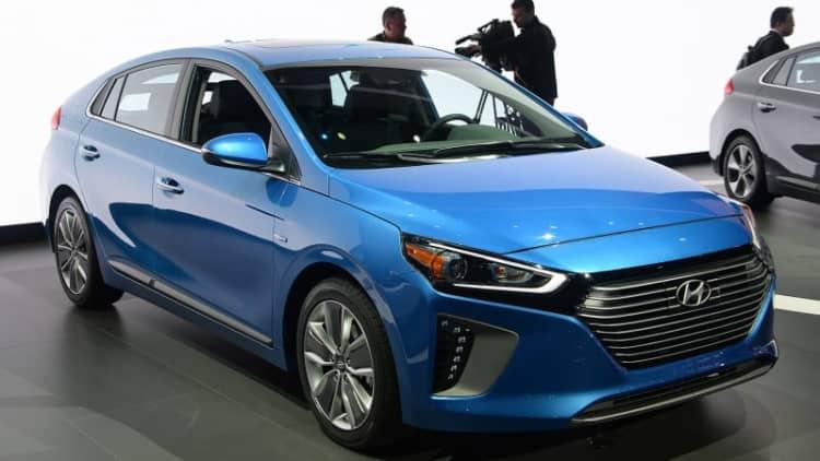 Hyundai will launch 26 green models through 2020