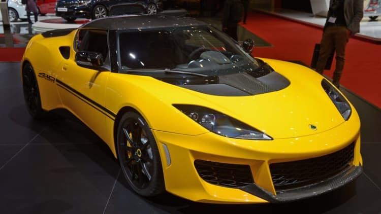 Lotus plans detuned Evora sans supercharger for US market