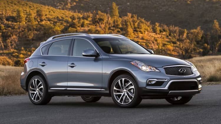 2016 Infiniti QX50 First Drive [w/video]