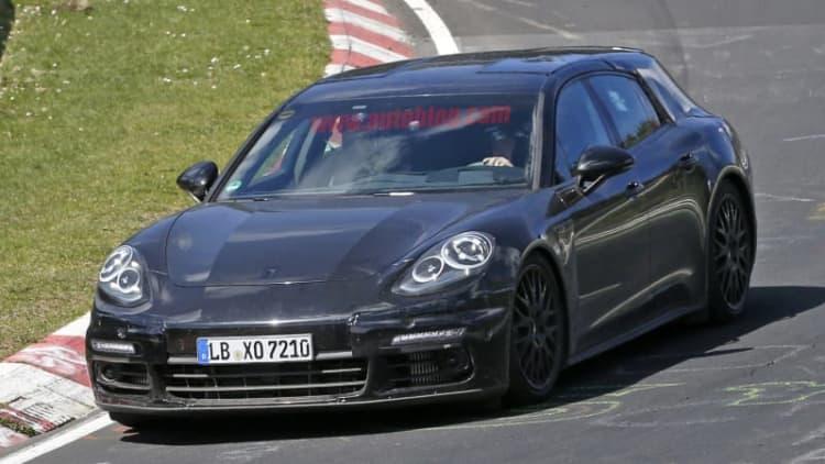 Porsche Panamera wagon won't come to America until 2018