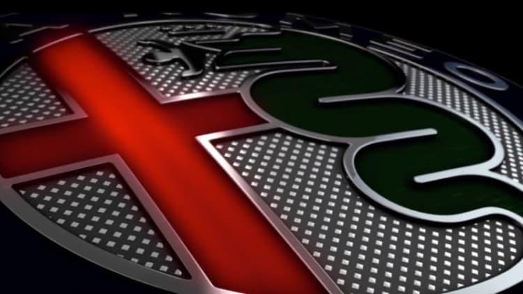Alfa Romeo shows off Giulia, new logo in latest video