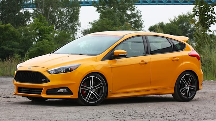 2015 Ford Focus ST Quick Spin [w/video]