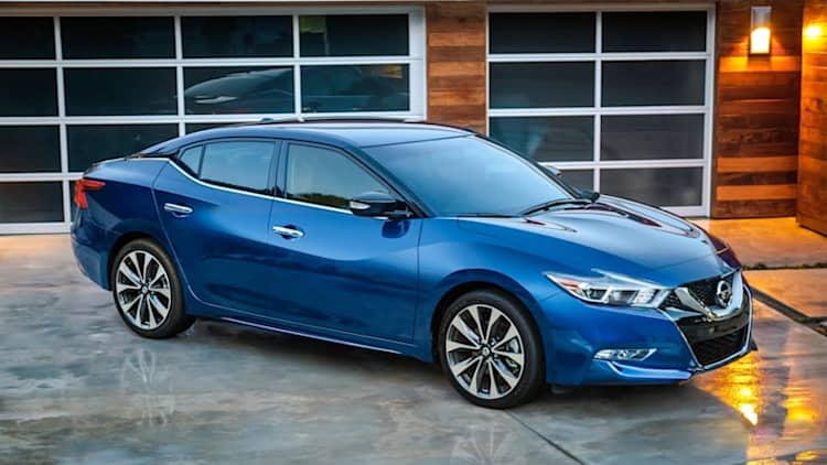Nissan recalls 134,000 Maxima and Murano models due to fire risk