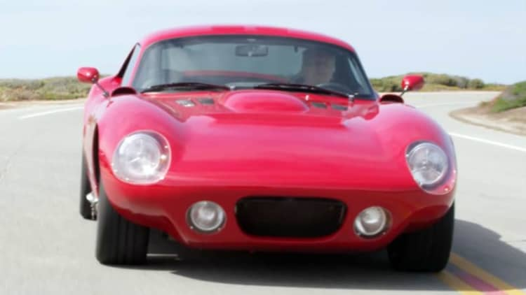 Shelby Cobra Daytona Coupe history, as told by Peter Brock